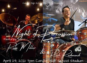 percussion night