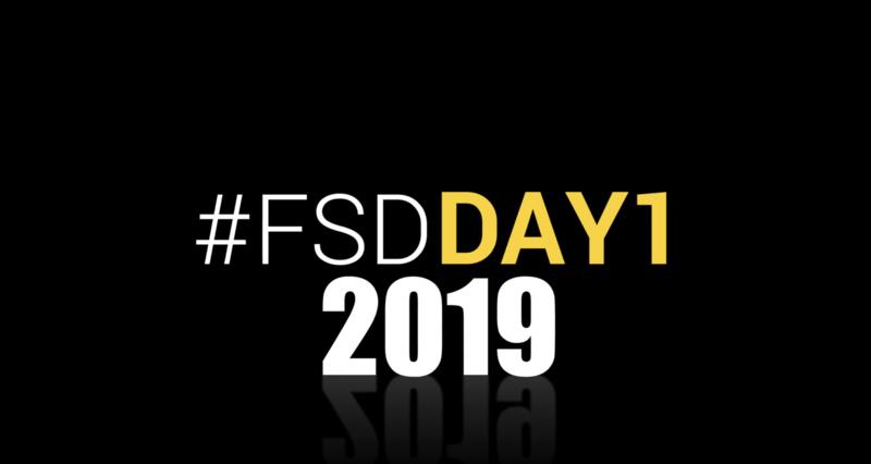 FSD Day 1