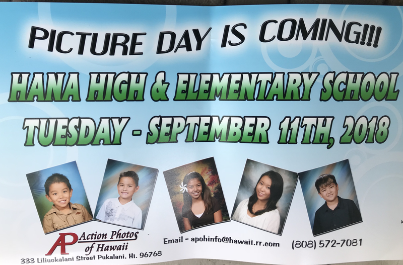 PICTURE DAY HAS BEEN RESCEDULED TO MONDAY SEPT 17. Featured Photo