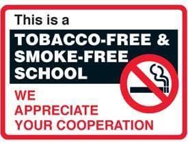 TUPE Smoke Free Campus Image