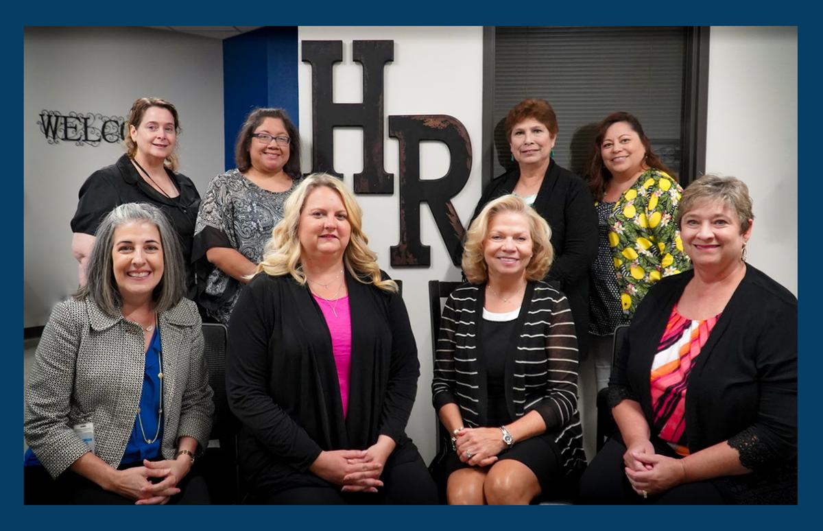 HR Group Photo