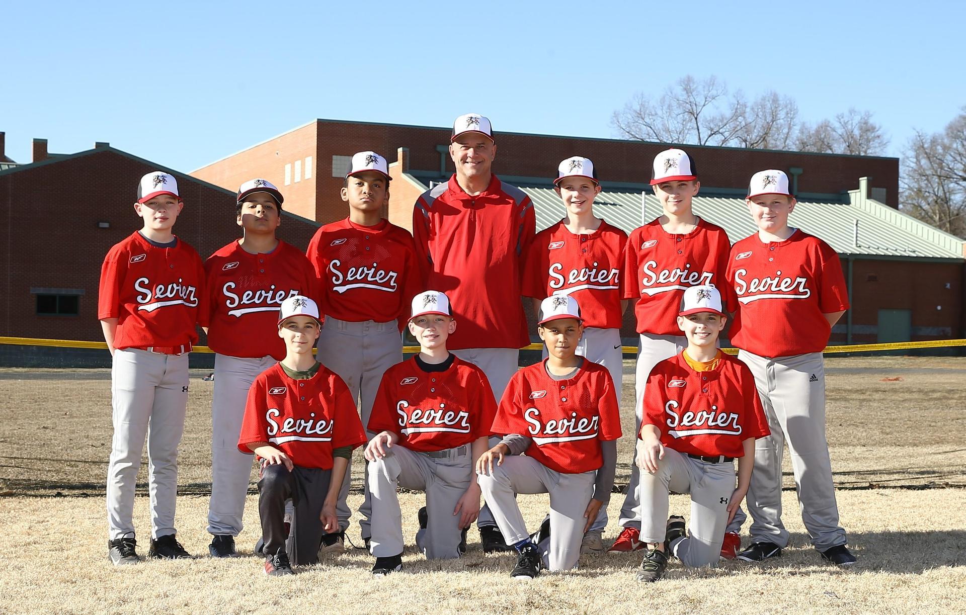 JV Baseball 2020-2021