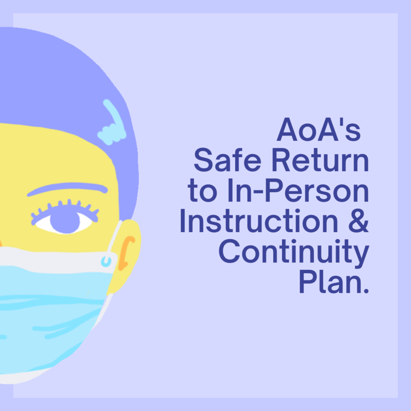 Safe Return to In-Person Instruction and Continuity Plan