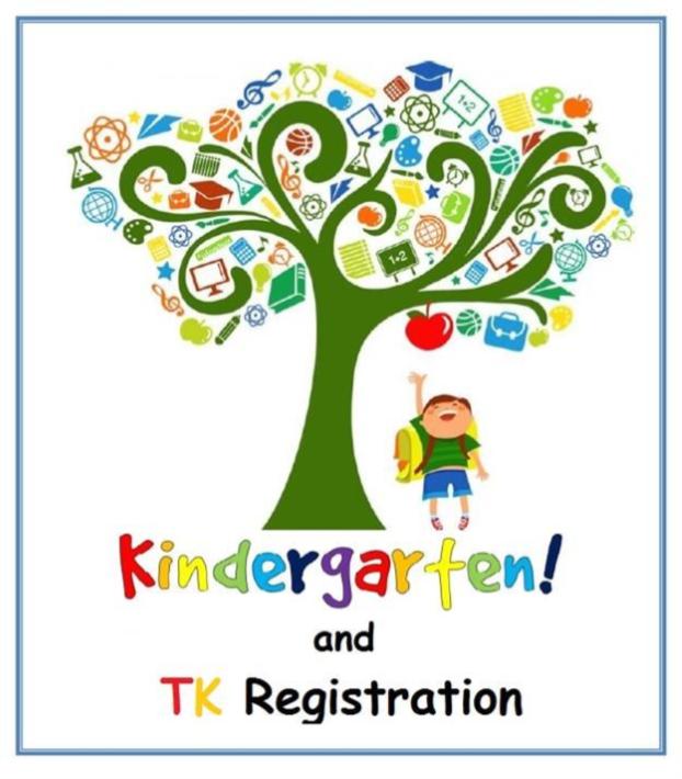 TK/Kindergarten Round Up Featured Photo