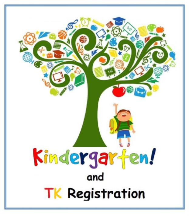 TK/Kindergarten/New Student Registration Featured Photo