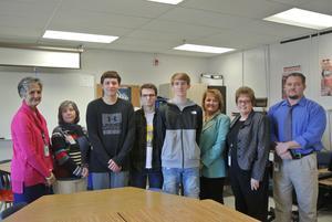 BUHS teacher, Mrs. Christy Dean has been selected for the Financial Literacy High School Pilot Grant