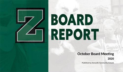 October Board Report