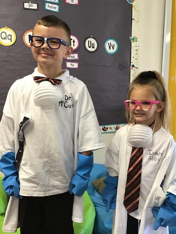 GES Science day