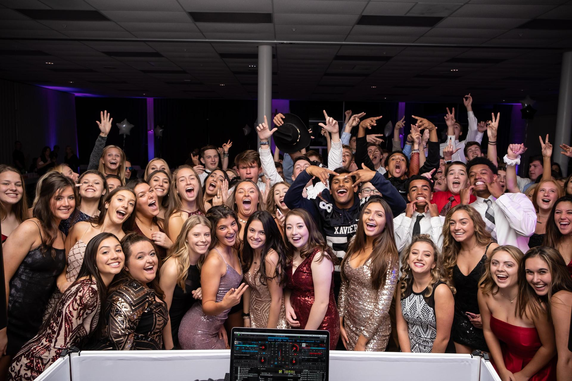 Xavier Homecoming Dance