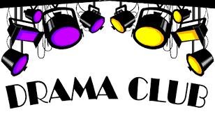 Drama Club Clip Art