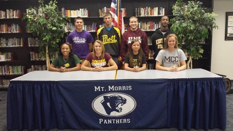 Class of 2014 -College Athletes