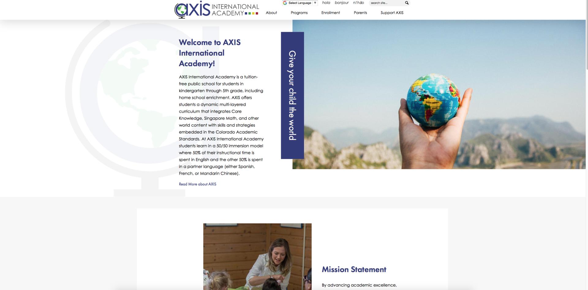 AXIS Academy