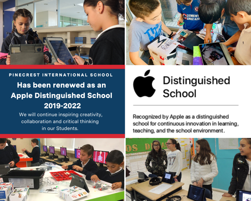 Apple Distinguished School for 2019-2022 Featured Photo