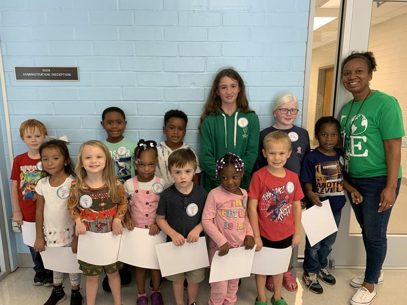Congratulations to our October Students of the Month! Featured Photo