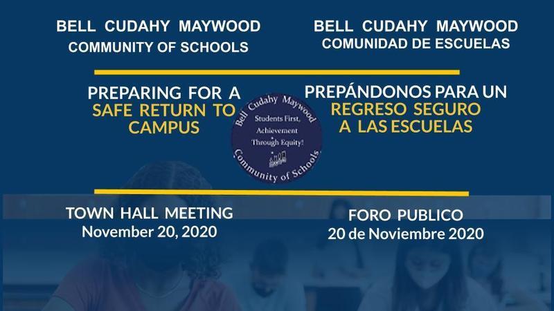 Town Hall Meeting Presentation