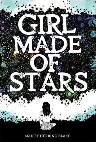 Book cover for Girl Made of Stars