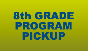 **8th GR. PROGRAM PICKUP JULY 14-16 ** Featured Photo