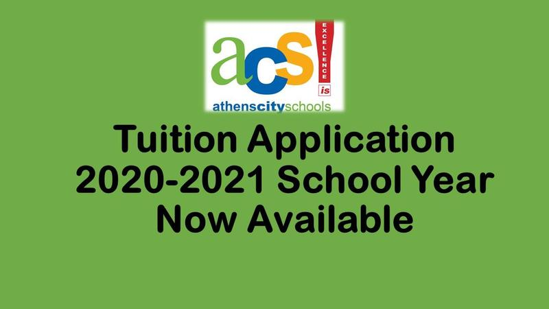 Tuition Application