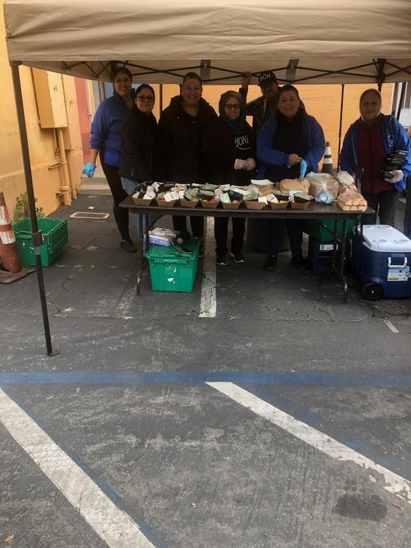 MCA is proud to be one of the first Food Distribution Centers in Los Angeles Featured Photo