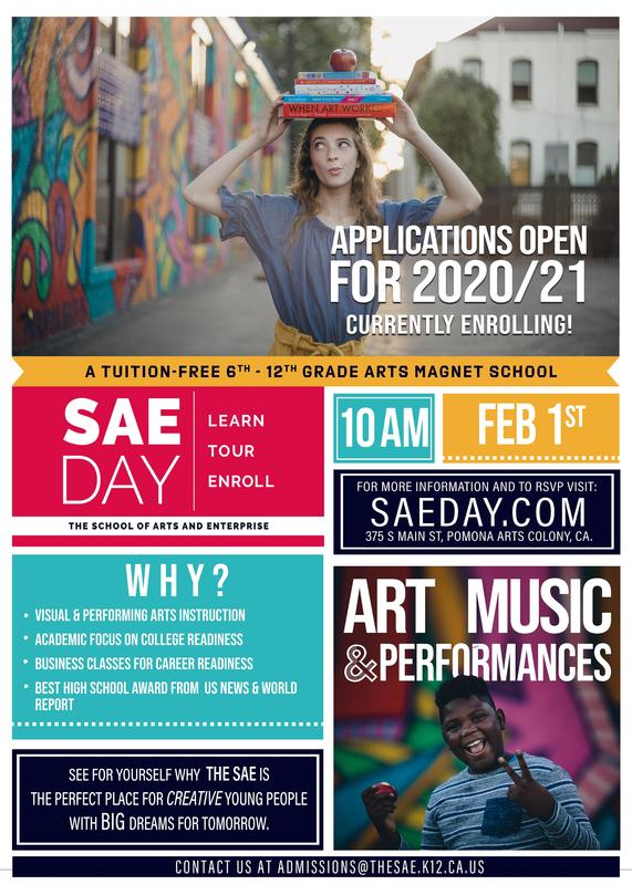 SAE Day Featured Photo