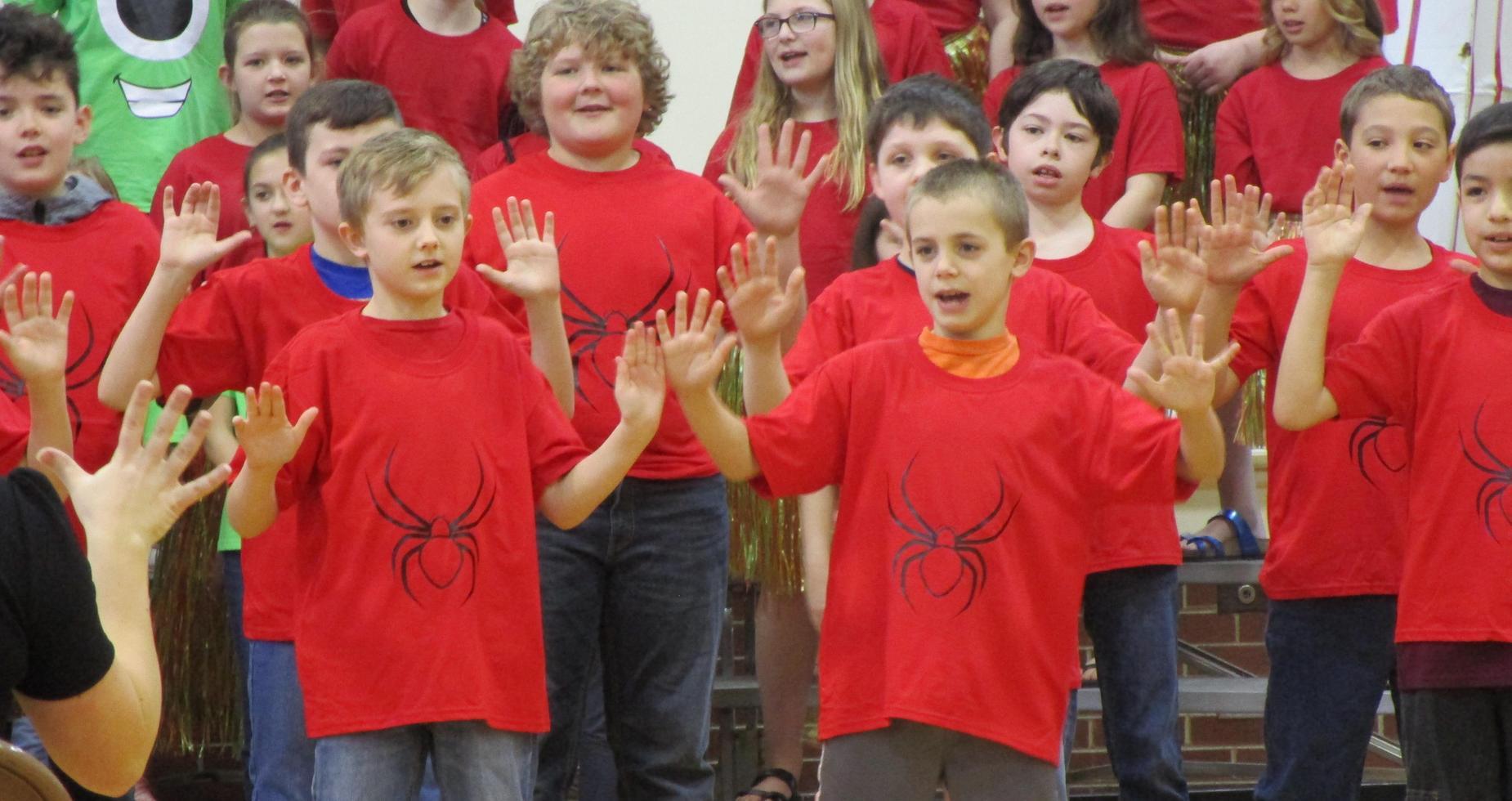 Spiderman in Kidflix Program