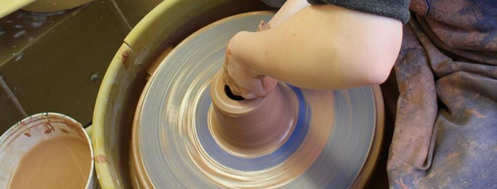 JCHS Pottery Class