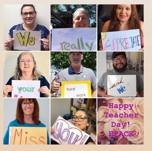 Happy Teacher's Day Photo