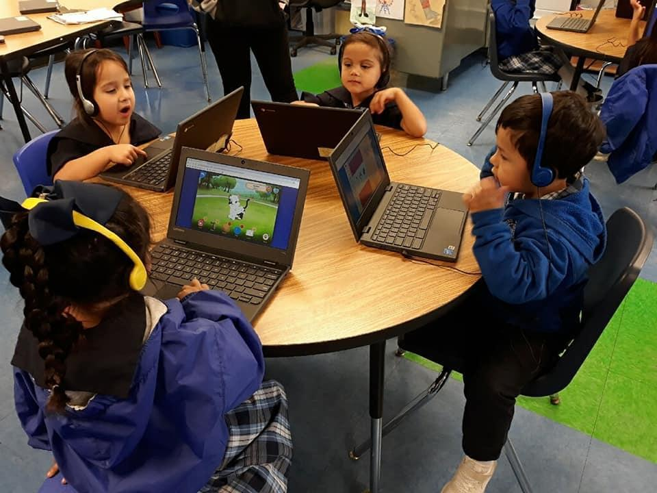 Technology with Students