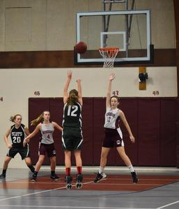 WMS Girls Basketball