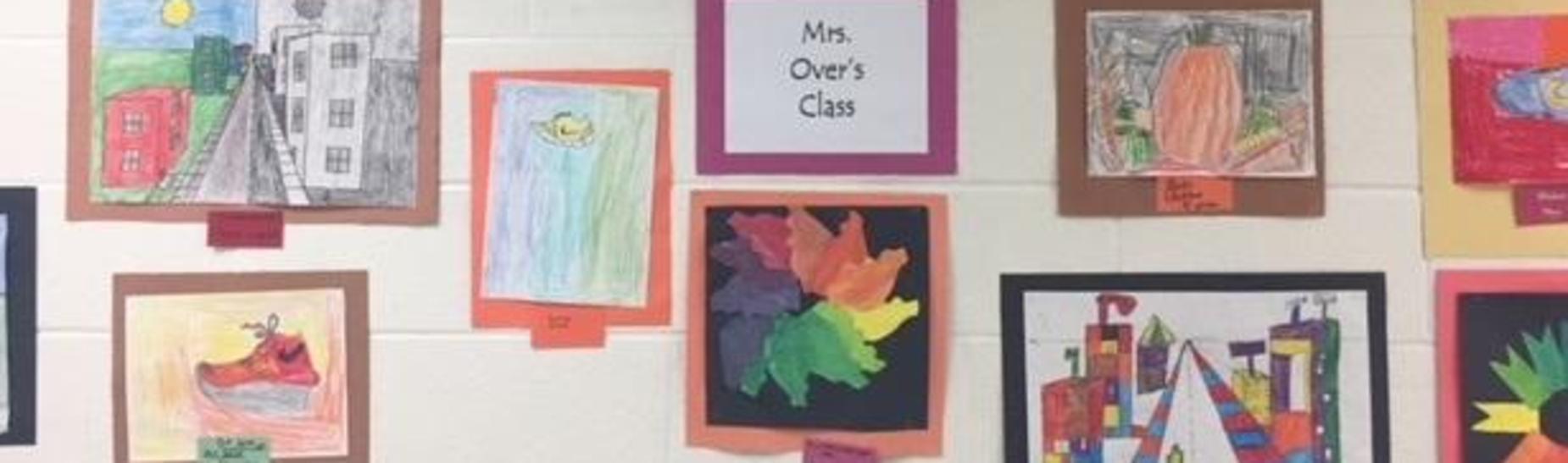 Martinsburg Elementary Art Show