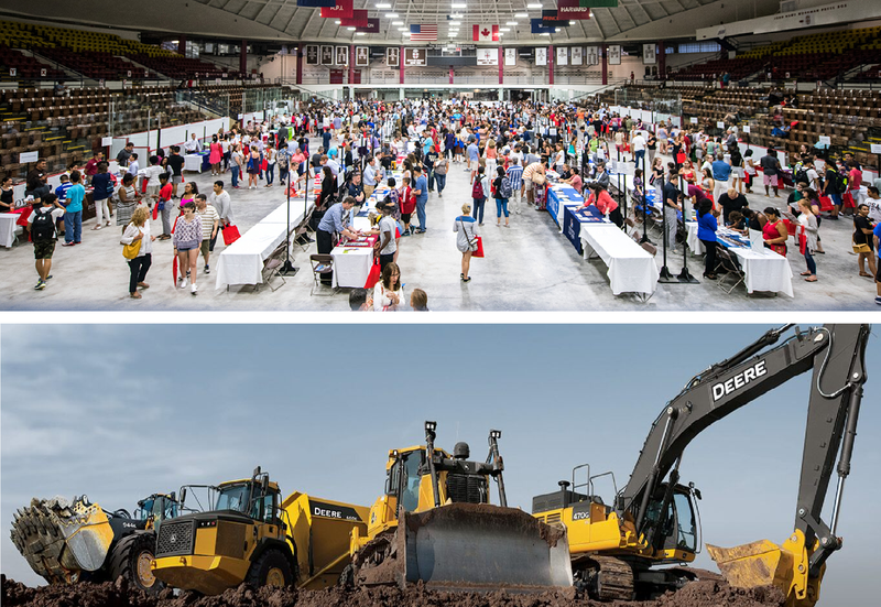 Construction Career Day & College Fair (October 24/25, 2019) Featured Photo
