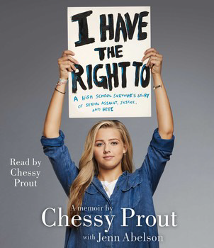 Audio Book cover for I Have the Right To