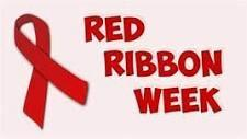 Red Ribbon Week October 26-31 Thumbnail Image