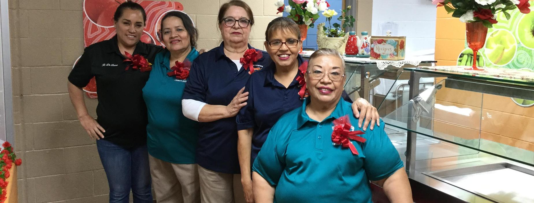 Image of Cafeteria Staff