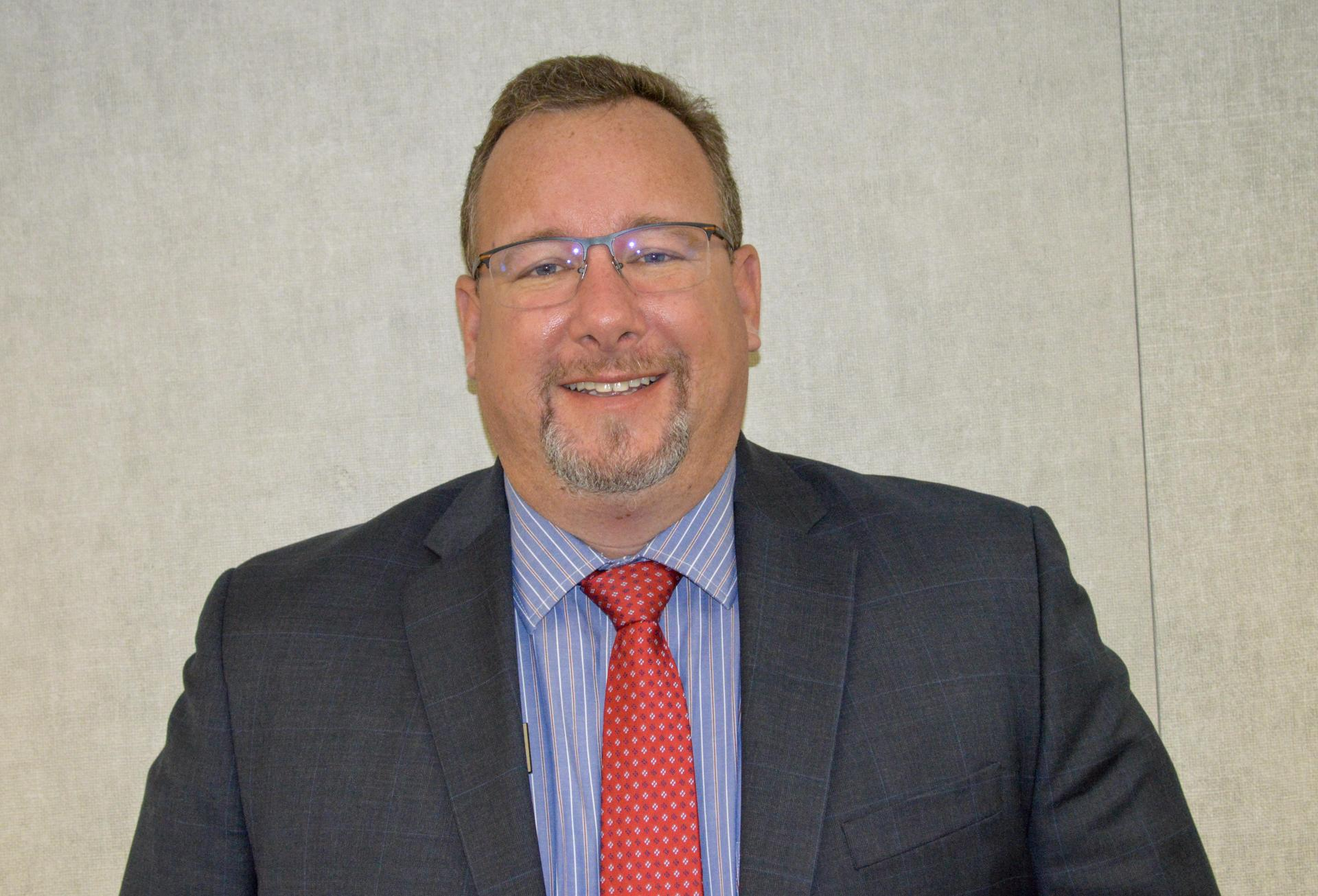 Scott Martin, Assistant Superintendent of Business and Administrative Services