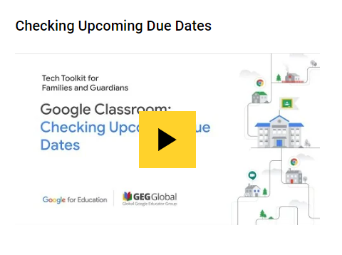How to Check Due Dates