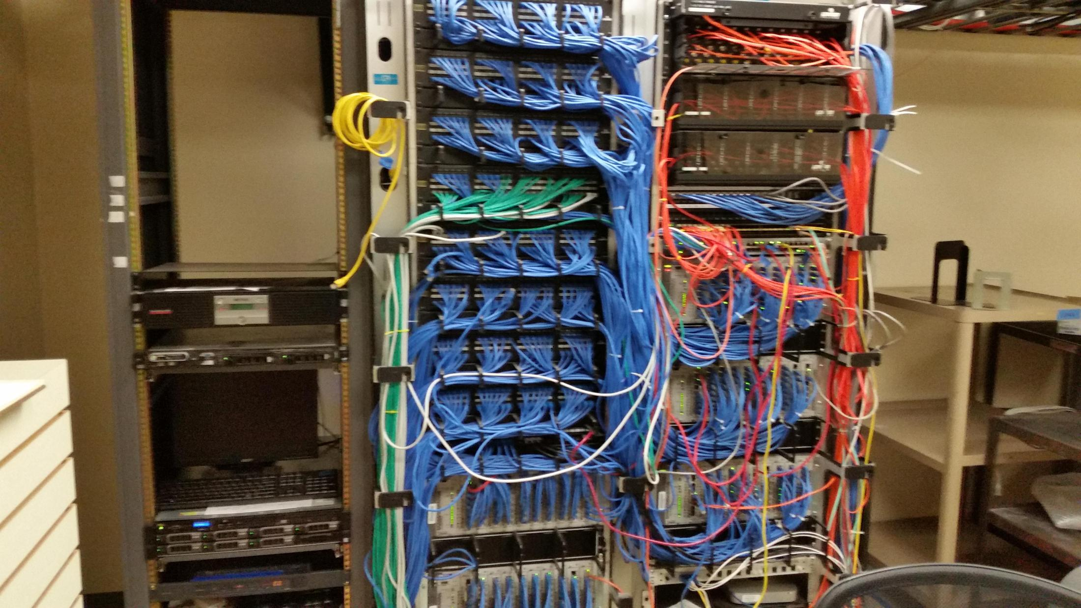 All Sites - Network Infrastructure Upgrade Project