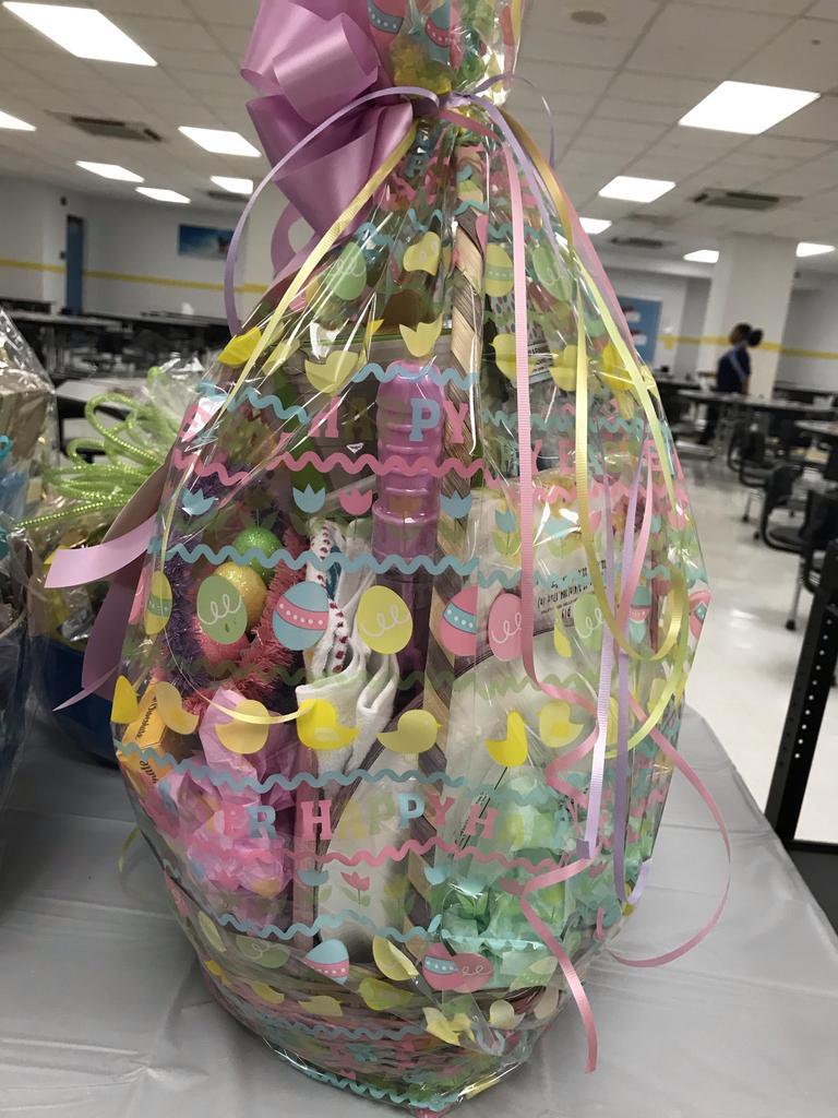 Easter Outdoor Fun Basket