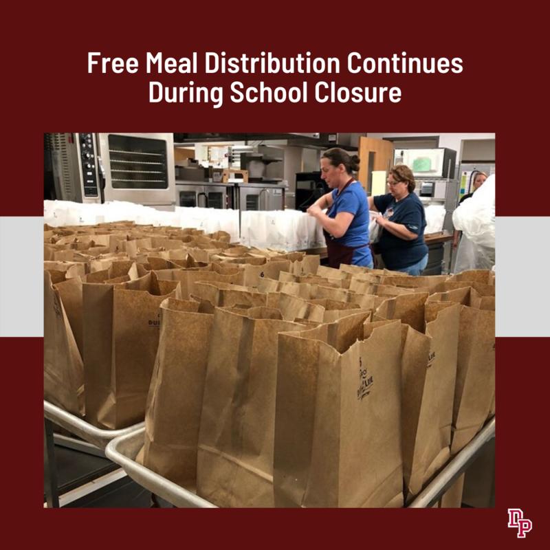 meal distribution photo