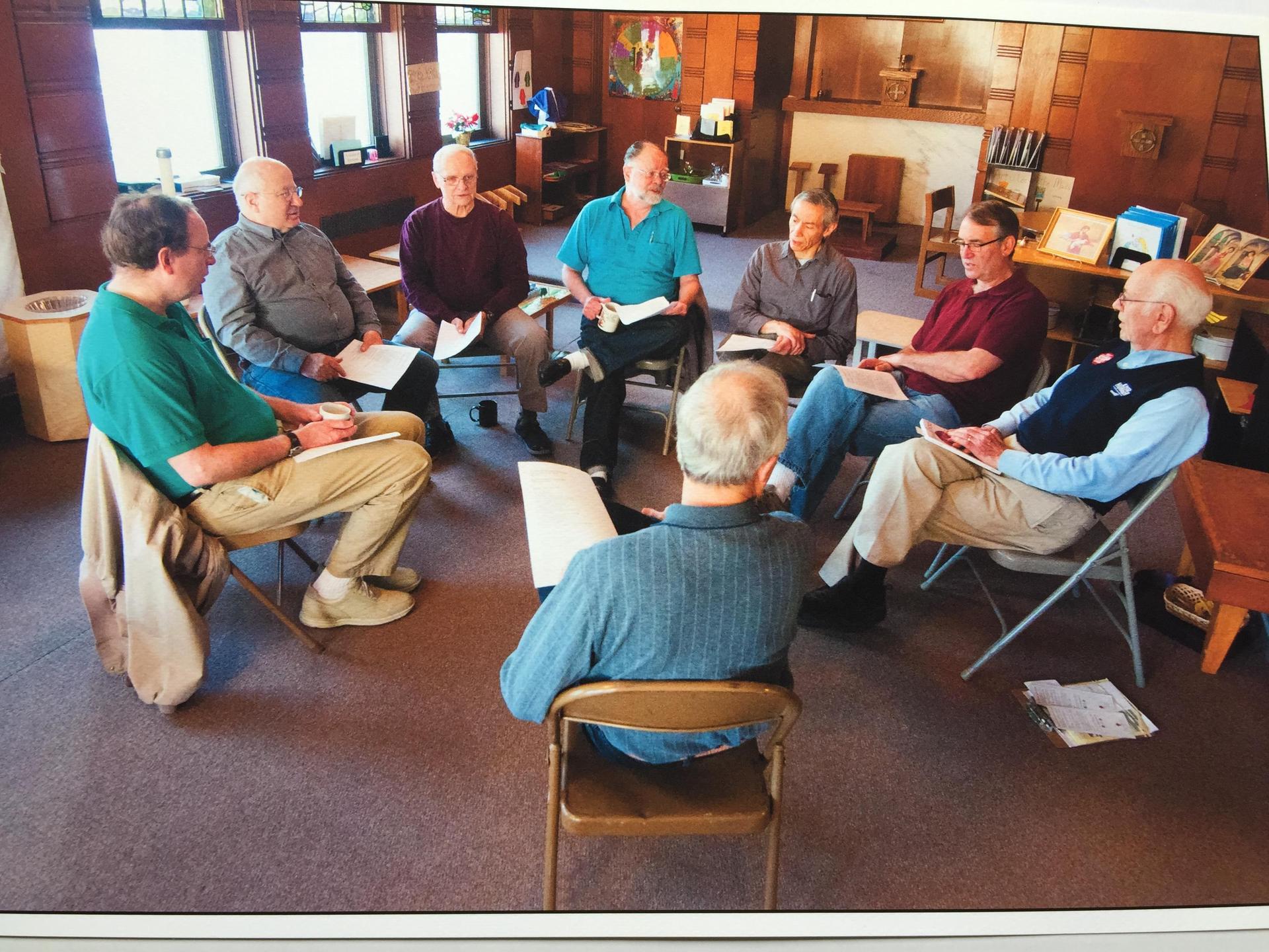 Men's Fellowship Group