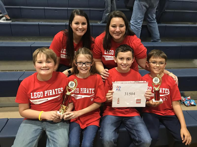Lego Pirates are the Regional Lighthouse Robotics Champions Featured Photo