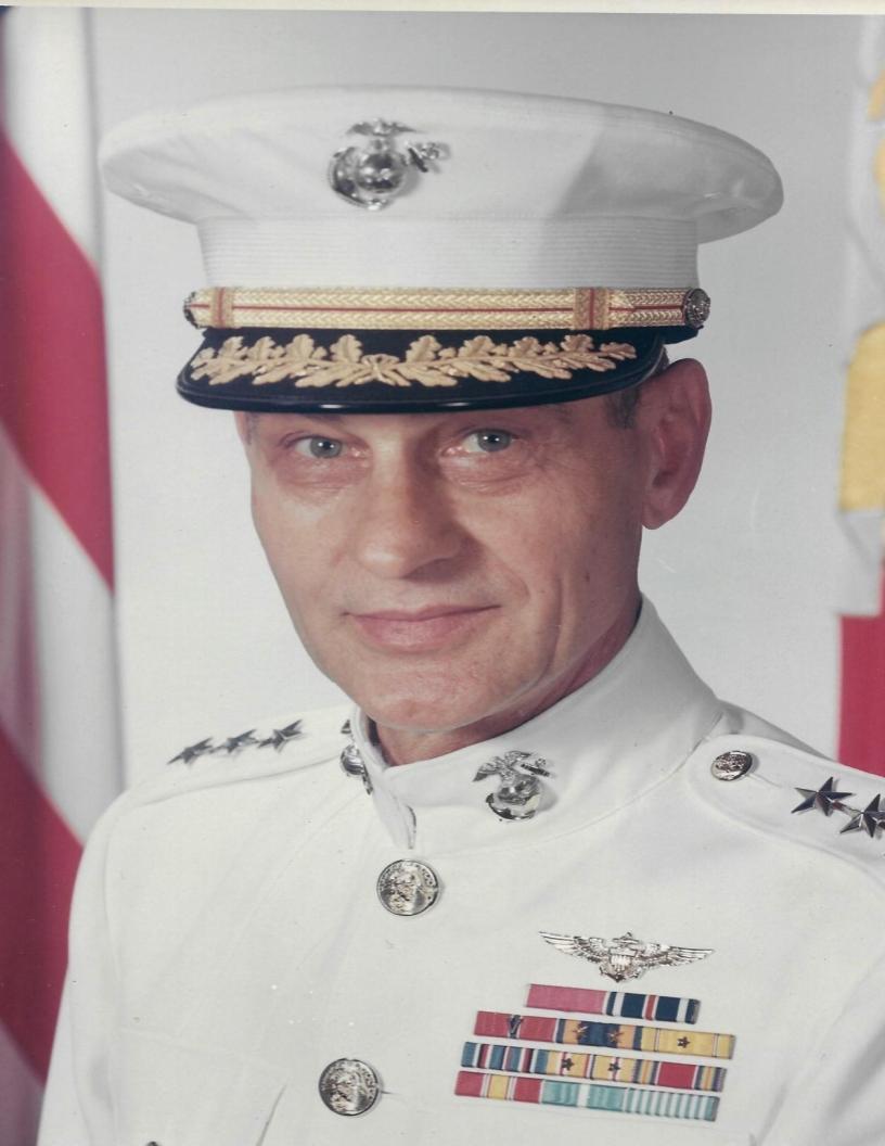 Lieutenant General Ralph Kaspar Rottet