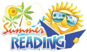 summer reading clip art