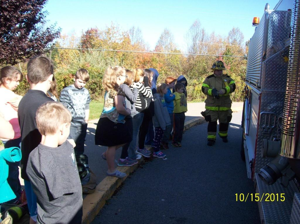 Fire safety activity