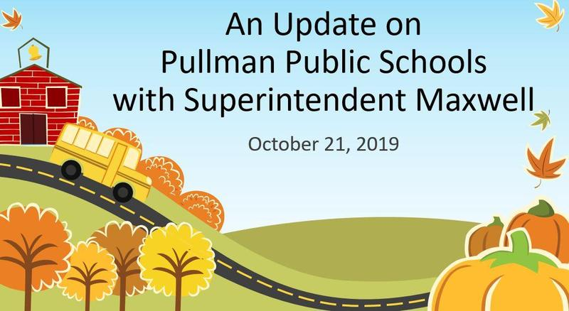 Did you Miss Superintendent Maxwell's Update to the Community? Thumbnail Image