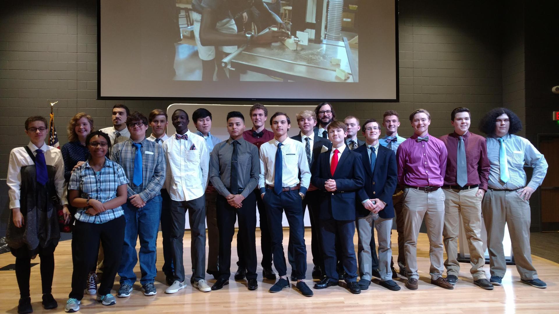 STEM 3 community Presentations