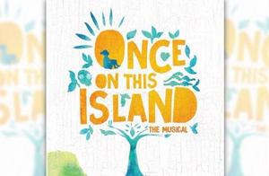 Once on the Island poster