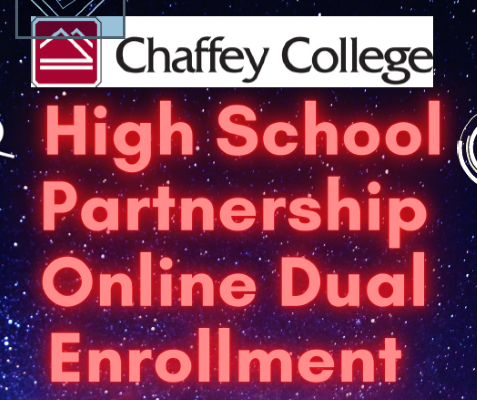 Chaffey College Dual Enrollment