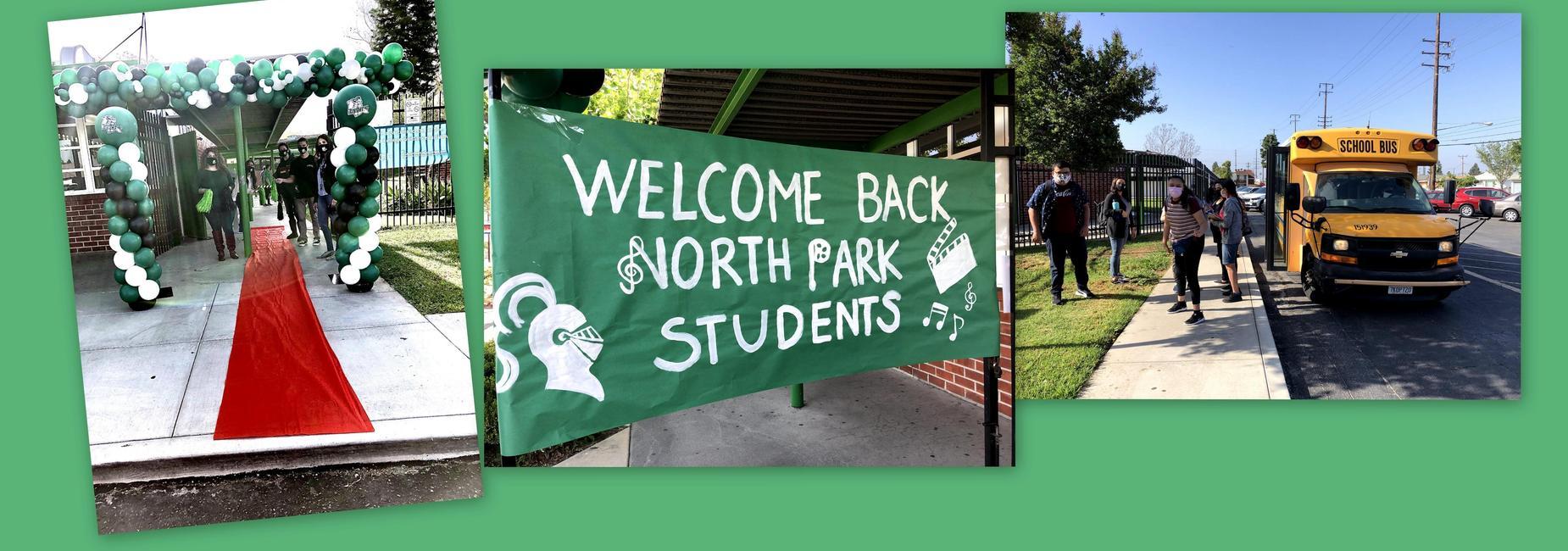 NPAA Welcome Back