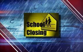 school closed weather
